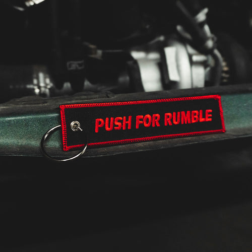 Push for Rumble Jet Tag