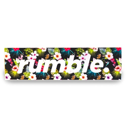Rumble. Floral Slap