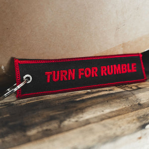 Turn for Rumble Jet Tag