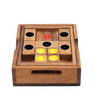 Setting Sun Wooden Stem Puzzle Game