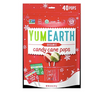 Yum Earth Dye-Free Candy Cane Pops