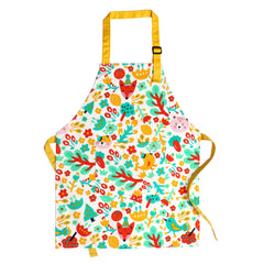 Kids apron for baking with kids