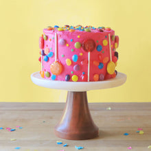 Load image into Gallery viewer, Pink candy cake