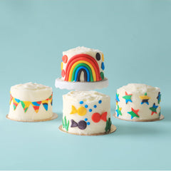 Fun with Fondant birthday cake kit
