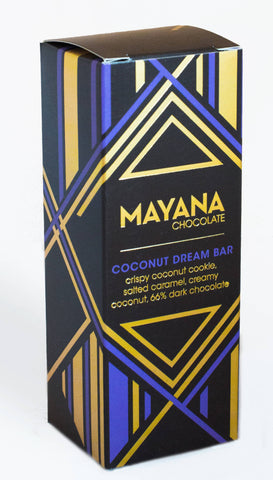 Mayana Chocolate - Coconut Dream Bar