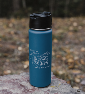 Made of Mountains - 20 oz Country Roads Tumbler