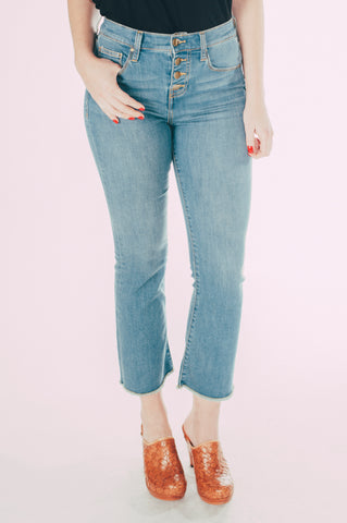 Crescent Drive - Kick Flare Jeans
