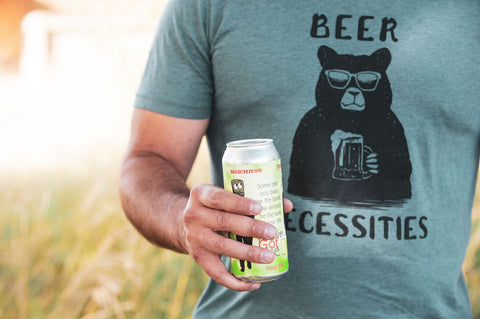 Beer Necessities T-Shirt: Ever + Joy Exclusive