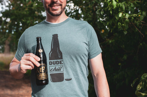 Chill Dude T-Shirt: Ever + Joy Exclusive