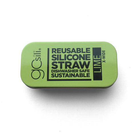 GoSili - Extra Wide Straw Tin
