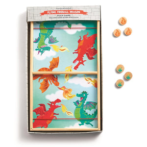 Fireball Dragon Puck Game