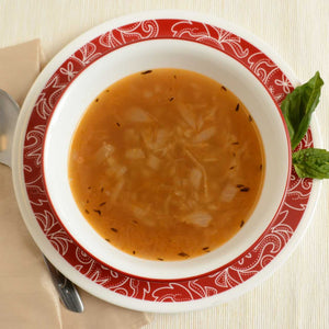 Organic Grass-Fed Beef Onion Soup With Bone Broth