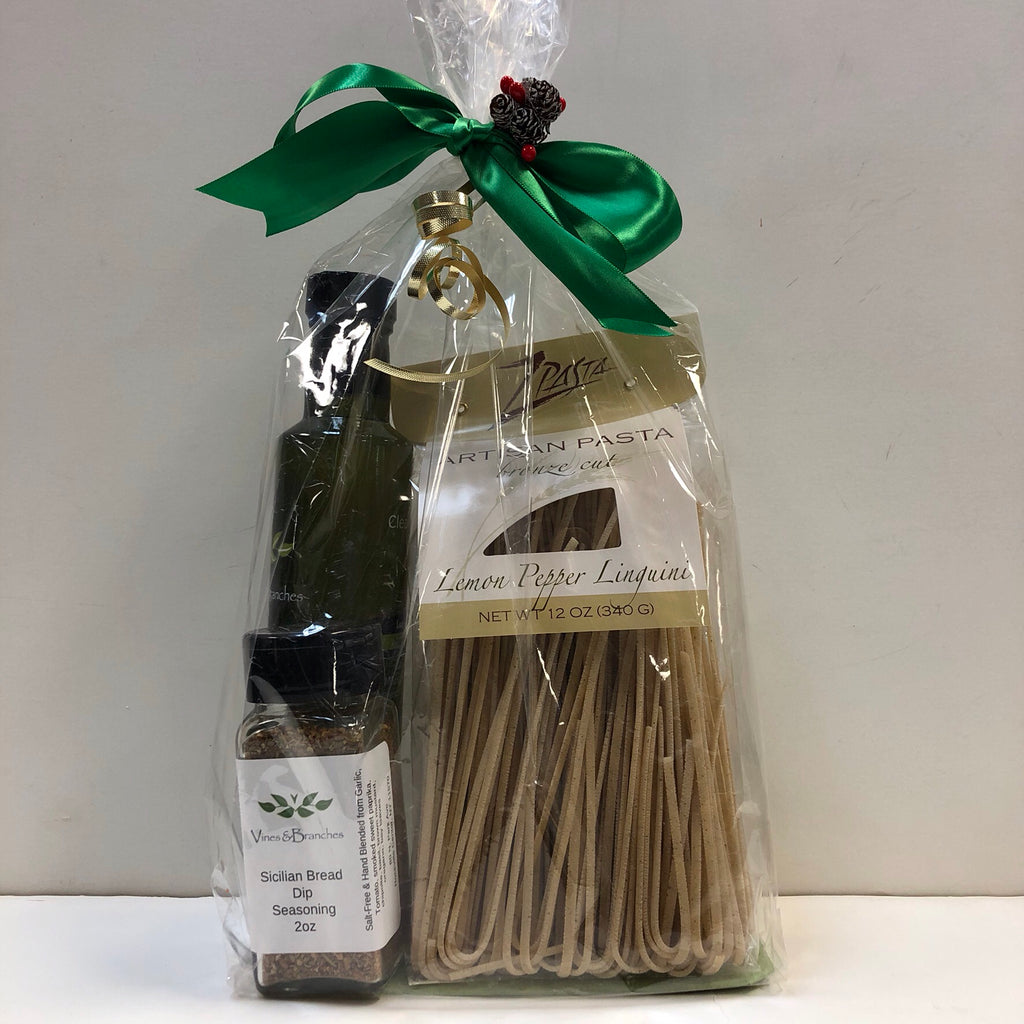 Vines & Branches Gift Basket $40