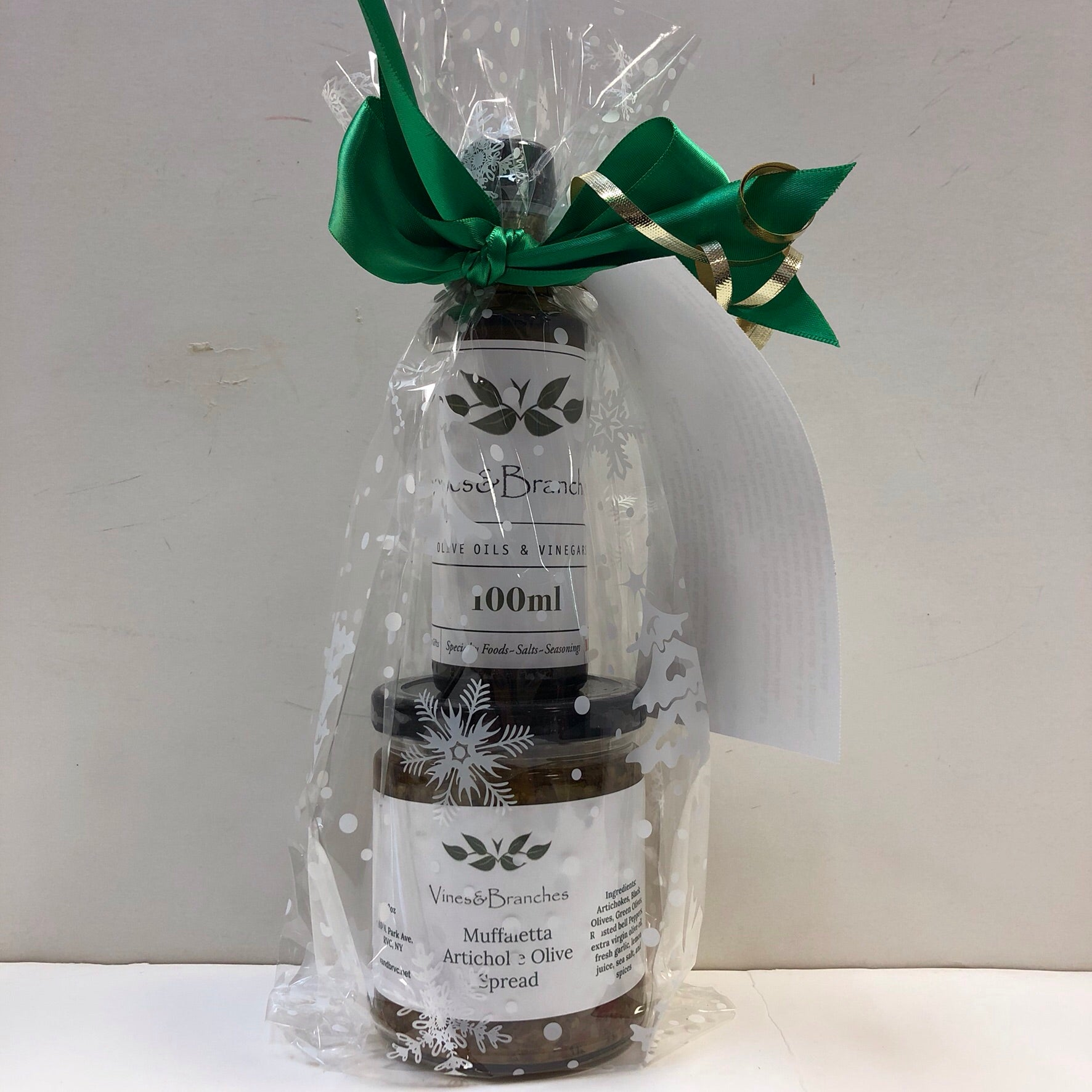 Vines & Branches Gift Basket $24