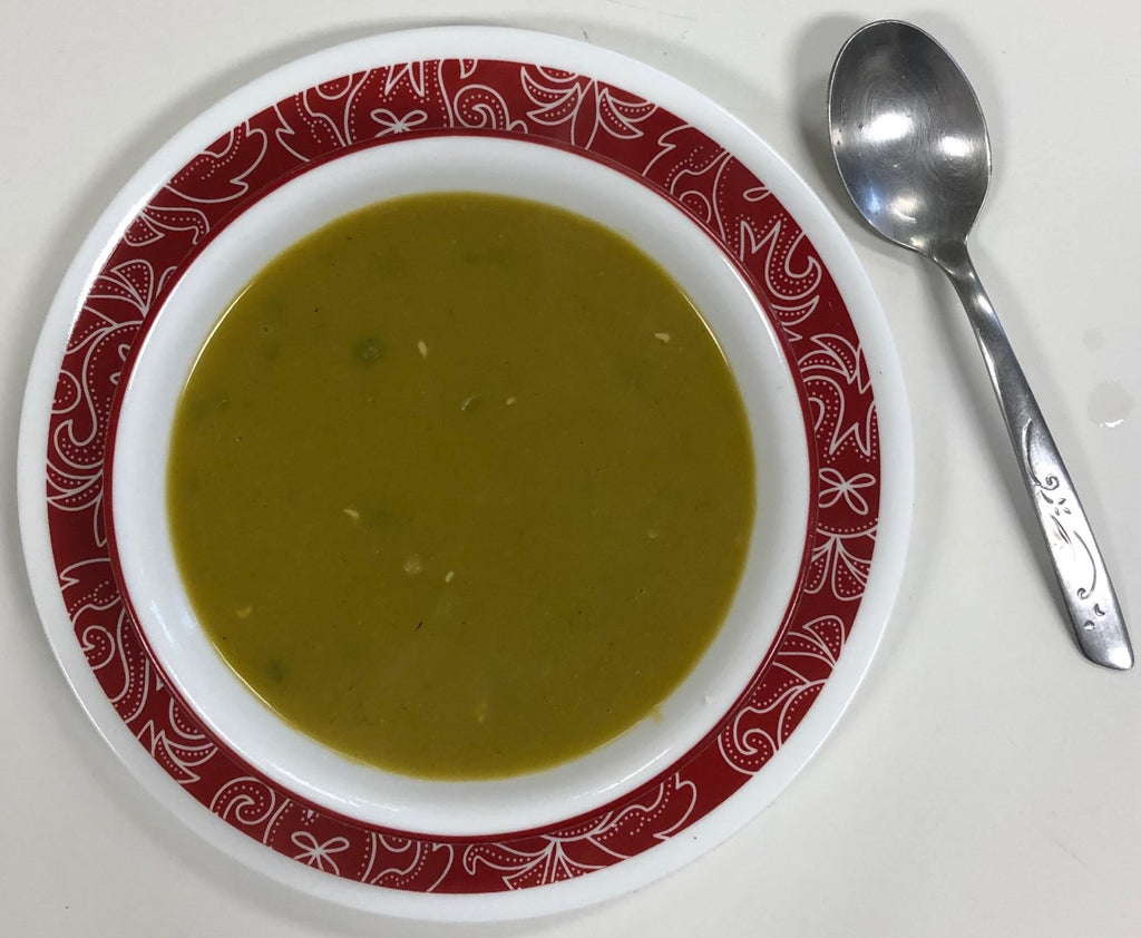 Organic Split Pea Soup With Bone Broth
