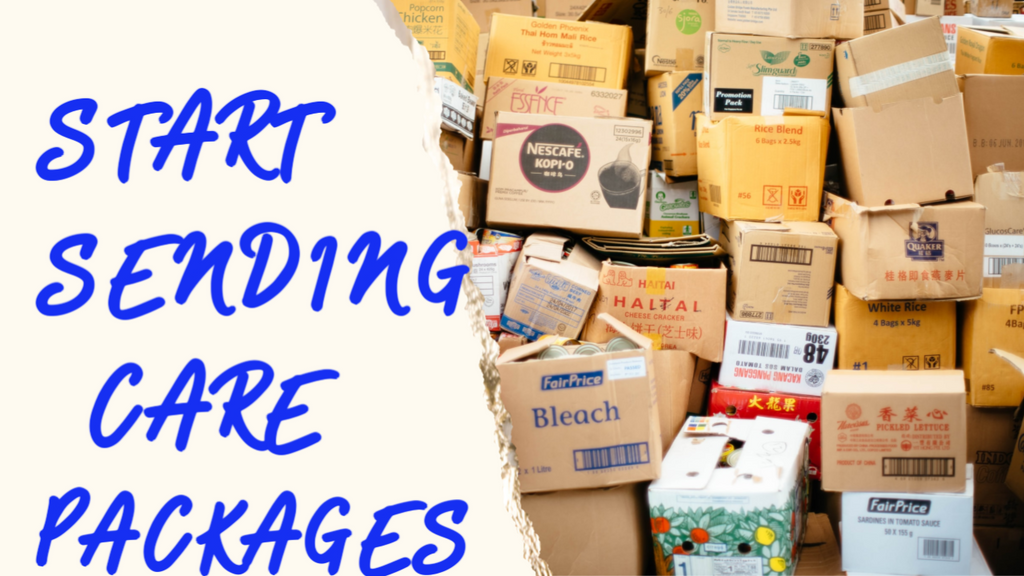 Care Packages : 5 Reasons to Send Them to Expats