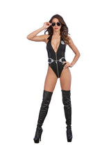 Load image into Gallery viewer, Dreamgirl One Size Cop-Themed Bedroom Costume