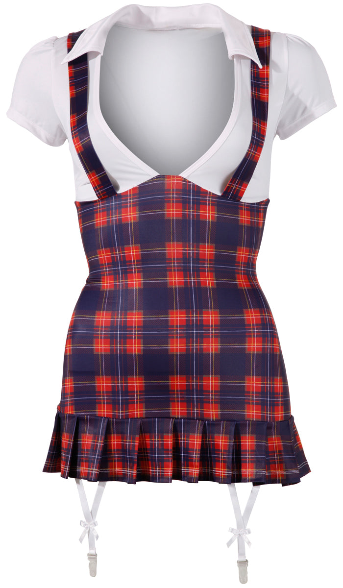 Cottelli Collection Sexy School Girl Costume