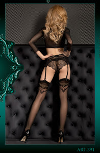 Ballerina 391 Stockings Nero (Black)