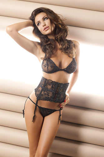 Anais Head-turner 3-piece Lingerie Set