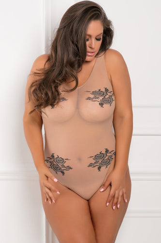Rene Rofe Romantic Undertones Body Plus Size