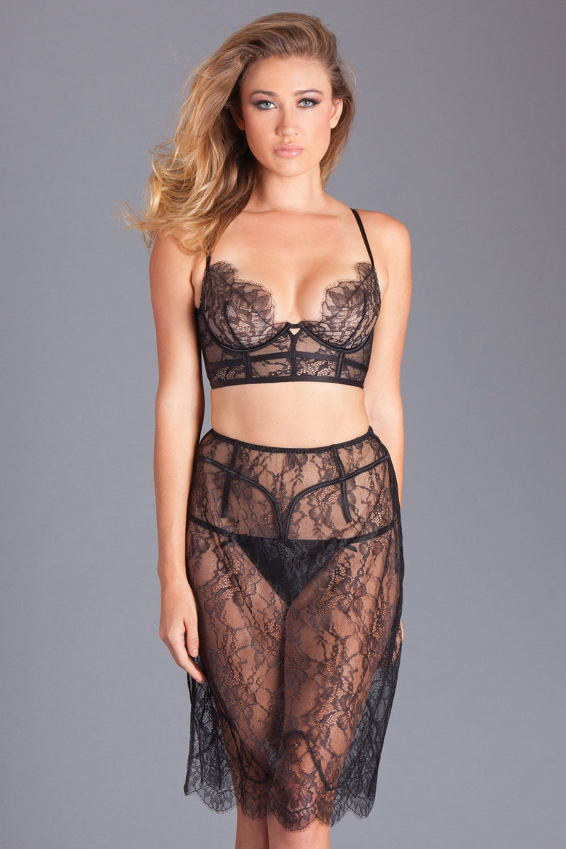 Be Wicked Zaira Lingerie Set