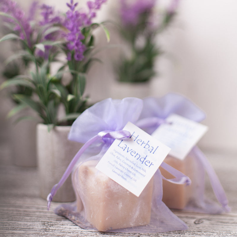 Lavender Soap & Lotion Gift Set