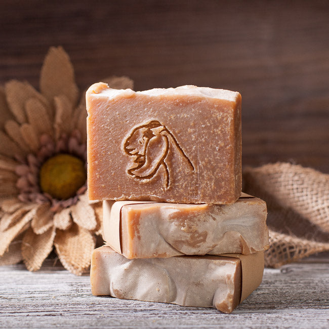 Patchouli Hemp Goat's Milk Soap