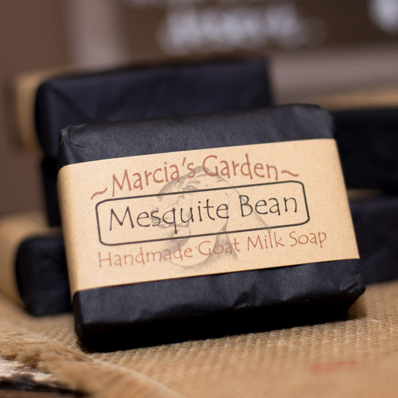 Ground Mesquite Bean & Arizona Honey Soap