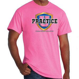 Collegiate Unisex Breast Cancer Awareness T-Shirt