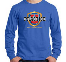 Collegiate Long Sleeve T Shirts