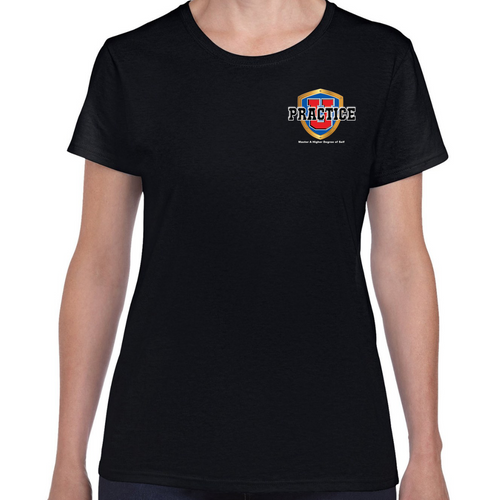 Ladies' Short Sleeve Semi Fit T-Shirts