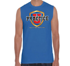 Collegiate Sleeveless Tees