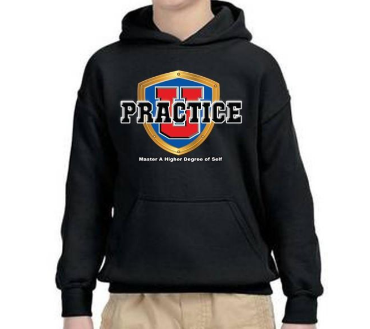 Youth Collegiate Pullover Hoodies