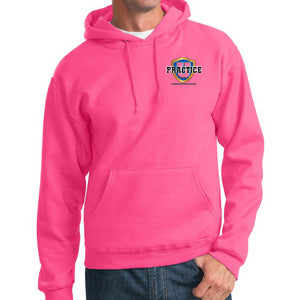 Classic Collection Pink Pullover Hoodie