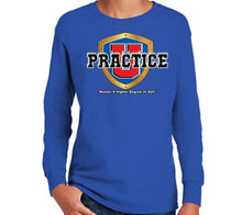Youth Collegiate Long Sleeve Tees