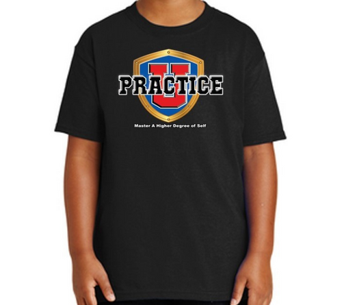 Youth Collegiate Short Sleeve Tees