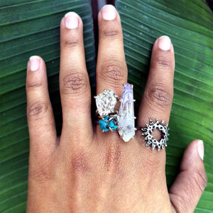 Shop Moure ring collection