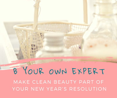 Make Clean Beauty Part of Your New Year's Resolution