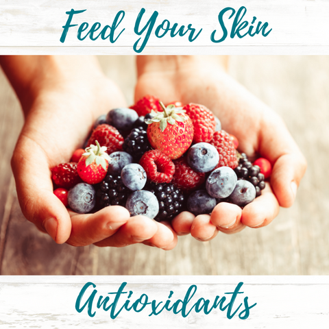 Sally B's Skin Yummies Blog: Feed Your Skin Antioxidants