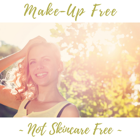Sally B's Skin Yummies: Make-up Free But Not Skincare Free