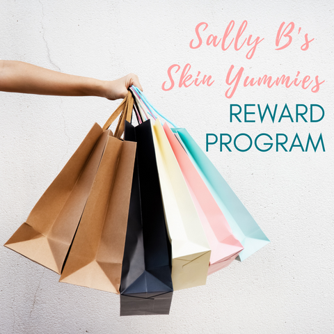 Sally B's Skin Yummies Reward Program