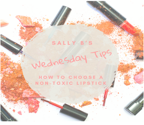 Sally B's Skin Yummies Wednesday Tips