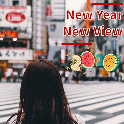 2020 New Year, New View Top 5