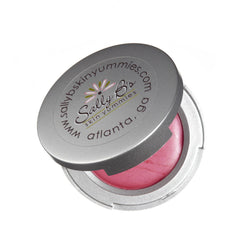 An organic cream blush that does not contain parabens, artificial colors, or any other toxic chemicals. Get it from Sally B's Skin Yummies.