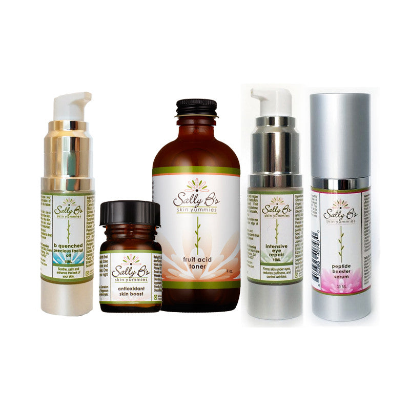 Facial Skin Care Booster Package