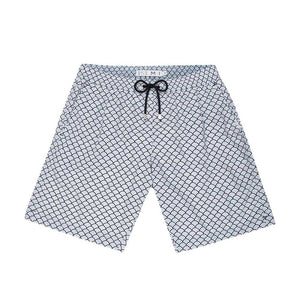 SAINT TROPEZ SWIM SHORTS