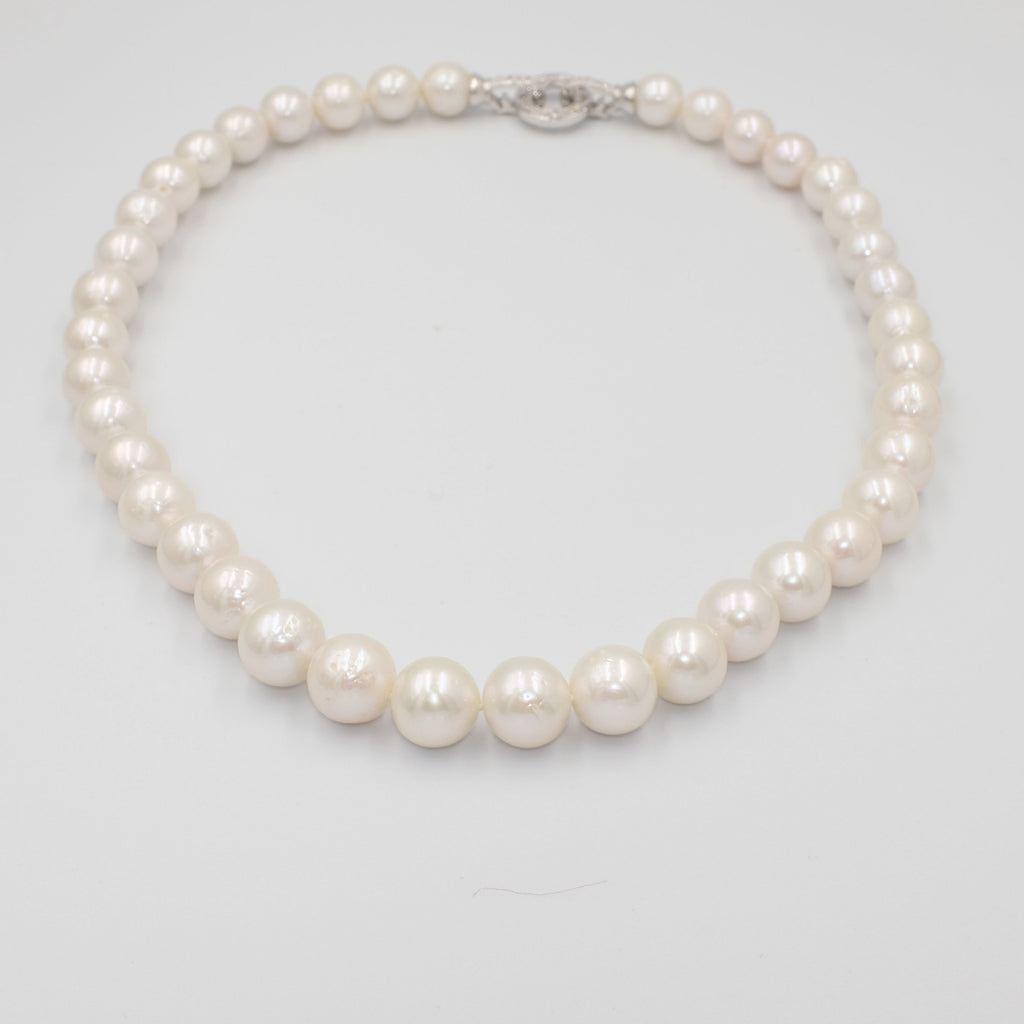 Edison Pearl Necklace - Aniya Jewellery