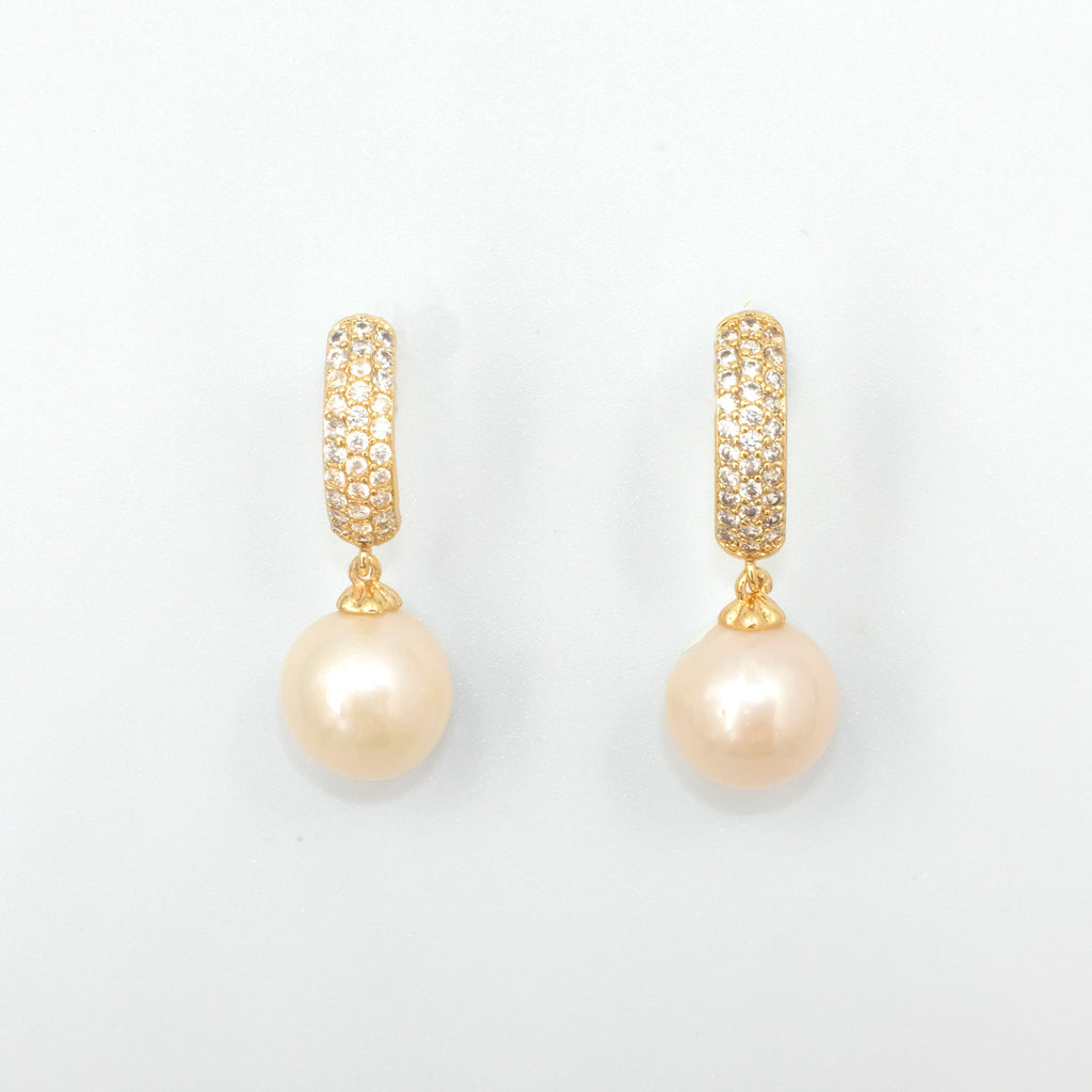 Harriet Pearl Earrings - Aniya Jewellery