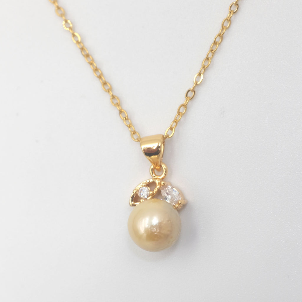 Oriel South Sea Pearl Necklace - Aniya Jewellery